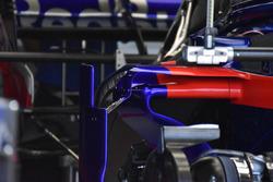 Scuderia Toro Rosso STR13 side pods