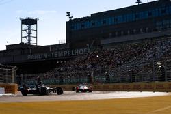 Nick Heidfeld, Mahindra Racing, Tom Dillmann, Venturi Formula E Team