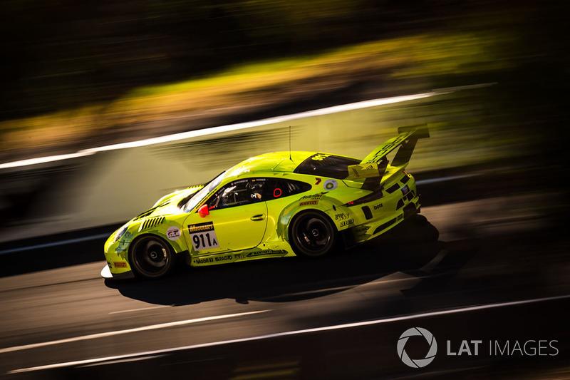 Manthey-Racing, Porsche 911 GT3 R (№911)