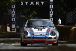 Joe Twyman Porsche 911 RSR