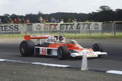 Gilles Villeneuve, McLaren M23
