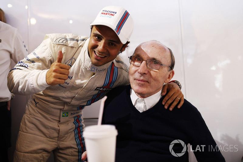 Felipe Massa acabaría el mundial 7º, con 134 puntos