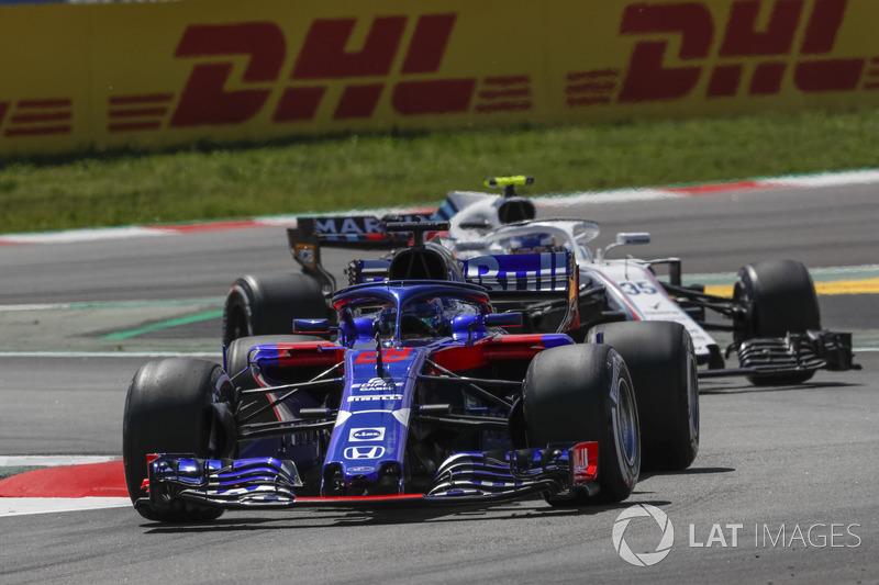 Brendon Hartley - Toro Rosso