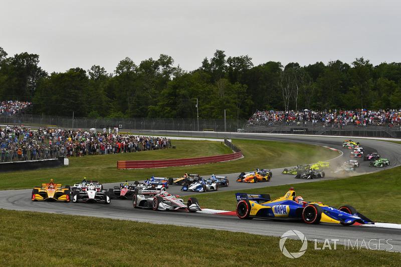 #8: Mid-Ohio Sports Car Course: 127,271 mph