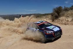 Ярі Хуттунен, Антті Ліннакето, Hyundai Motorsport, Hyundai i20 R5