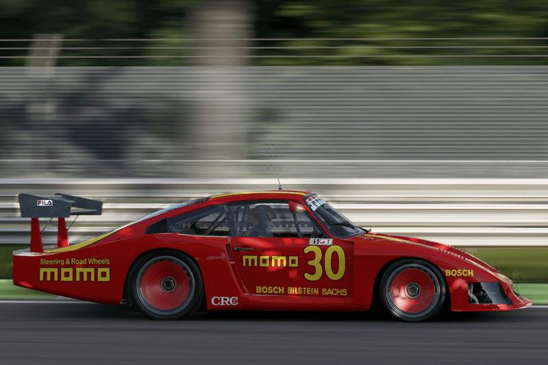 1978 Porsche 935/78