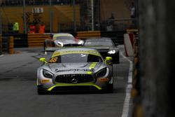 Edoardo Mortara, Mercedes-AMG Team Driving Academy, Mercedes - AMG GT3