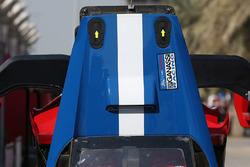 Ford Chip Ganassi Team UK  Ford GT detalle