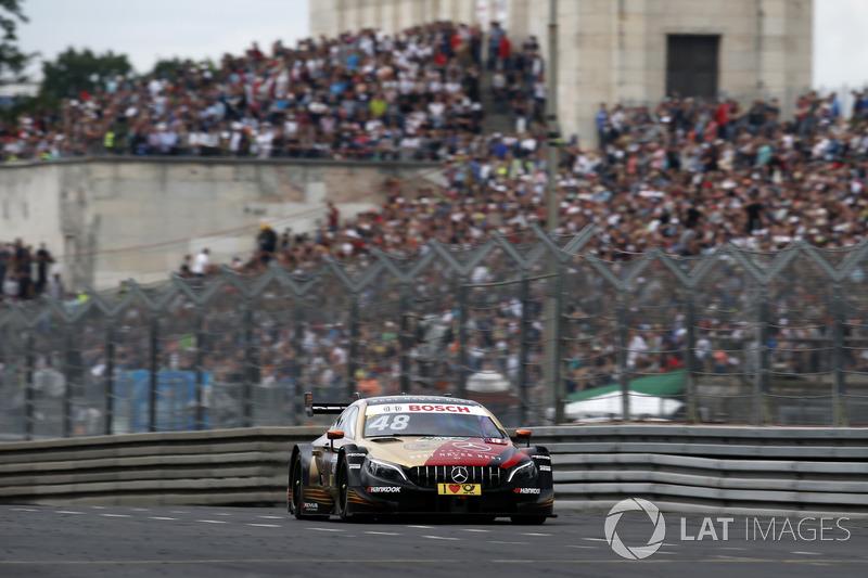 5. Edoardo Mortara, Mercedes-AMG Team HWA, Mercedes-AMG C63 DTM
