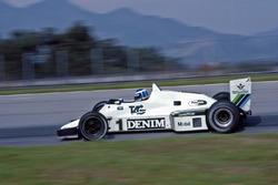 Keke Rosberg, Williams FW08C Ford
