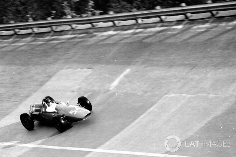 """De Tomaso F1/004, à moteur Alfa Romeo rebadgé """"Conrero"""" (1961)"""