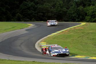 #67 Chip Ganassi Racing Ford GT, GTLM: Ryan Briscoe, Richard Westbrook #66 Chip Ganassi Racing Ford GT, GTLM: Dirk Muller, Joey Hand