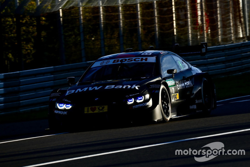 2. Bruno Spengler, BMW Team RBM, BMW M4 DTM