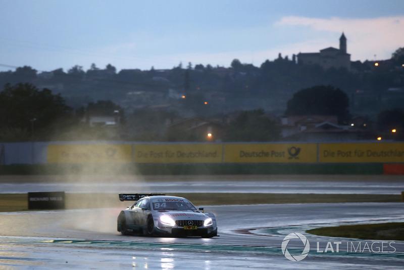 11. Pascal Wehrlein, Mercedes-AMG Team HWA, Mercedes-AMG C63 DTM