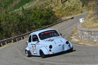 Mirko Paletta, Fiat 500, Autosport Sila