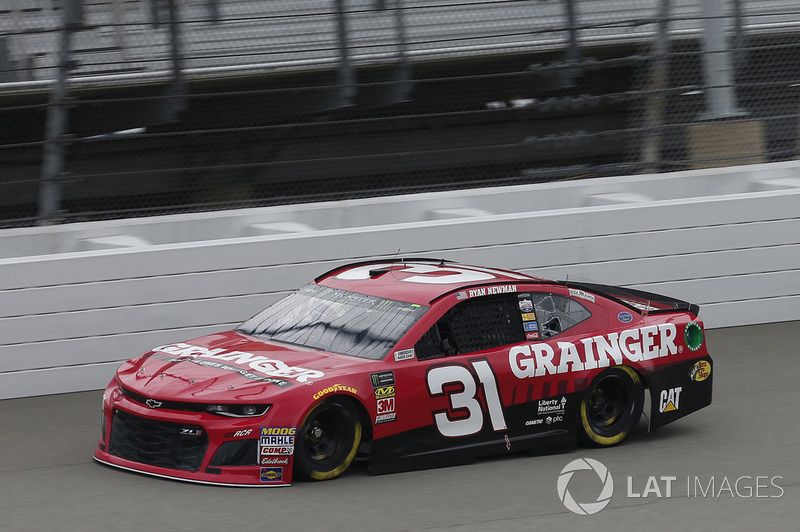 6. Ryan Newman, Richard Childress Racing, Chevrolet Camaro Grainger