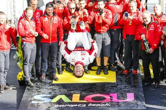 Sébastien Loeb, Citroën World Rally Team Citroën C3 WRC