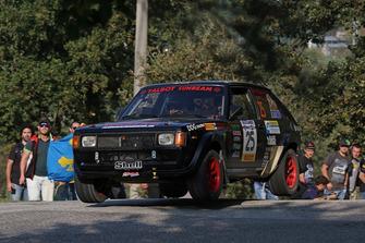 Stefano Rosati e Sergio Toccaceli, Talbot Lotus