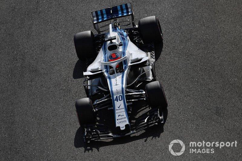 Роберт Кубіца, Williams FW41