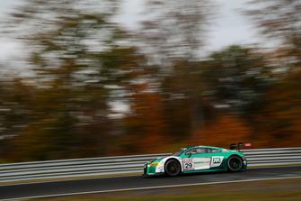 #29 Land Motorsport Audi R8 LMS: Sheldon Van Der Linde, Christopher Mies