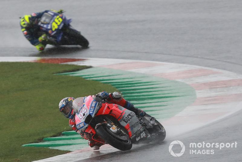 #19 GP de Valencia - Victoria: Andrea Dovizioso
