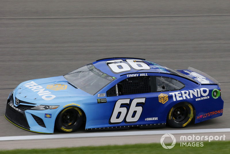 40. Timmy Hill, Motorsports Business Management, Toyota Camry Ternio