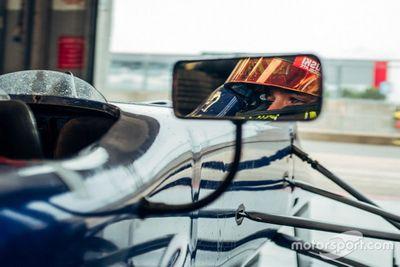 Essais McLaren F3 à Silverstone