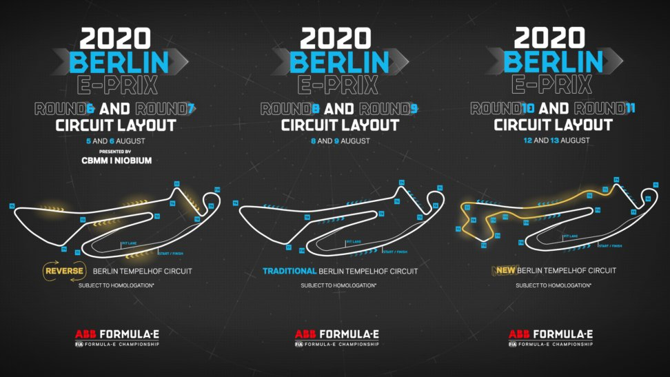 Tempelhof Airport Street Circuit