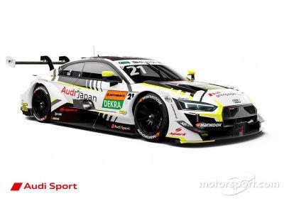 Decoración de Audi Sport