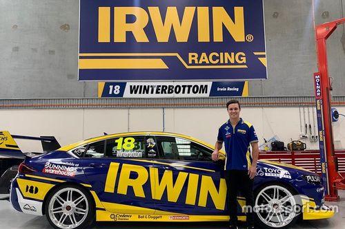 IRWIN Racing announcement