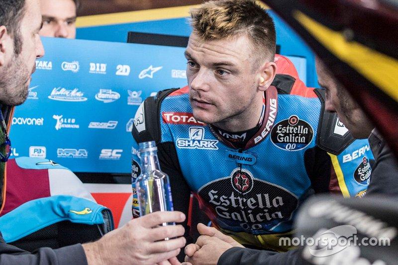 Marc VDS Racing renk düzeni tanıtımı