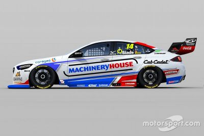 BJR tribute livery
