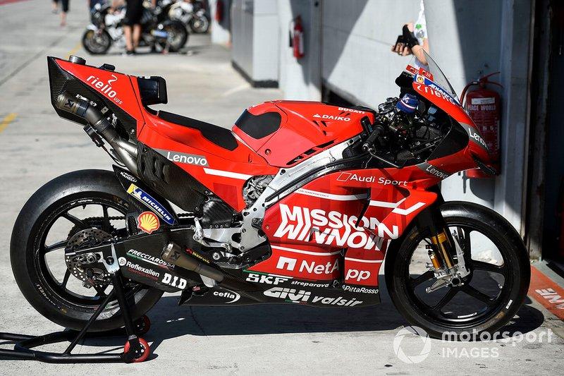 Ducati Team moto