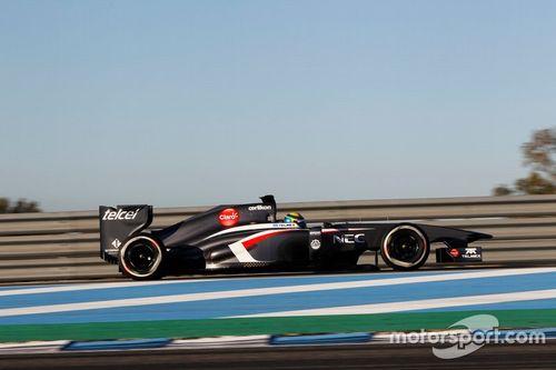 Test en Jerez febrero
