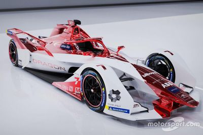 Dragon Racing launch