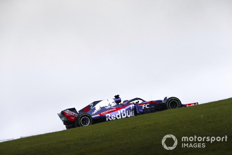 21. Sean Gelael, Toro Rosso STR13