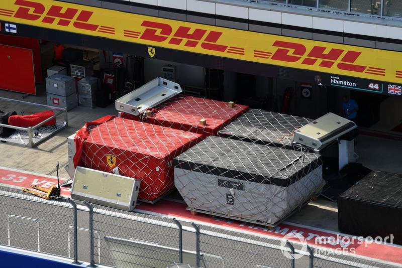 Kontainer Ferrari