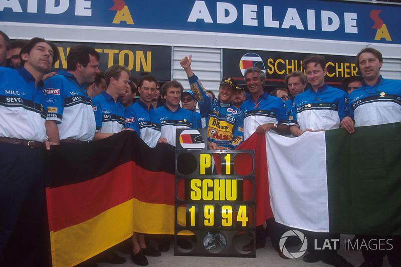 Benetton - 1994 (GP Australia)