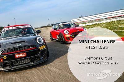 MINI Challenge: Test Day Cremona