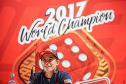 2017 champion Marc Marquez, Repsol Honda Team