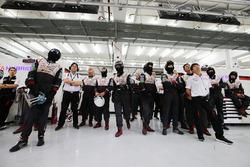 Kamui Kobayashi, Toyota Gazoo Racing en Toyota Gazoo Racing teamleden