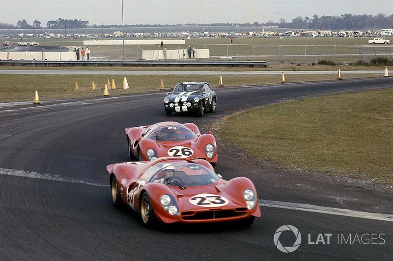 Lorenzo Bandini (ganador de las 24 Horas de Daytona de 1967)