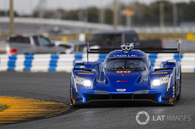 2º #90 Spirit of Daytona Racing Cadillac: Tristan Vautier (DPi)