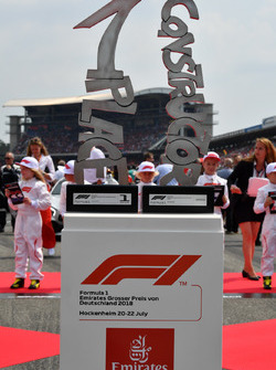 Trophies on the grid