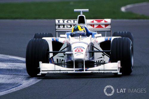Silverstone October testing