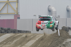 Paolo Andreucci, Peugeot 208 T16