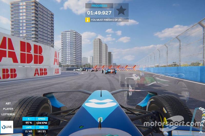 Ghost racing app