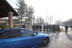 Introducción del Alfa Romeo F1 team