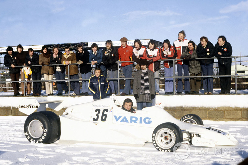 Formula 1 10 most unusual launches in F1 history