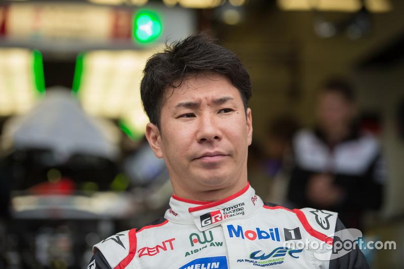 小林可夢偉(F1出走 76回):#7 Toyota Gazoo Racing Toyota TS050